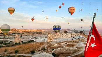 Magic Balloons - Cappadocia, Turkey