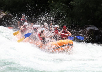 Awe Some! Tara Canyon Rafting - Bosnia